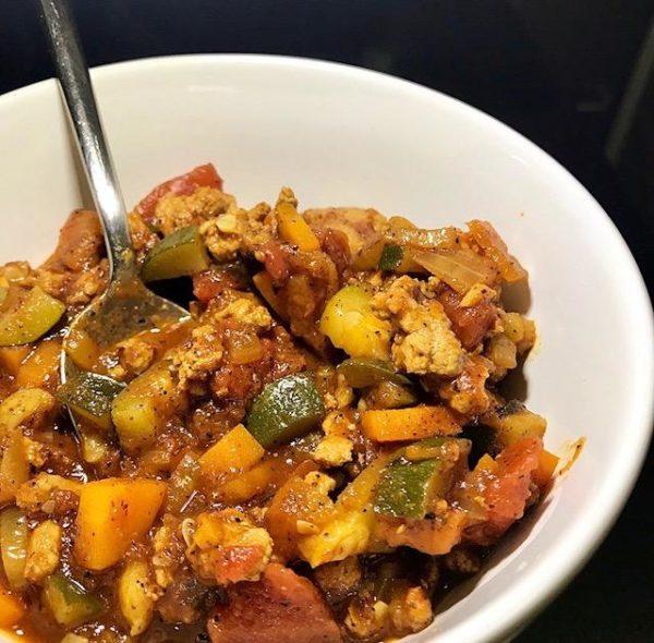 No Bean Turkey Chili Nutrition By Adena